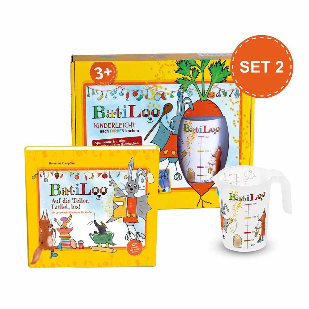 BatiLoo Starter-Paket für kleine Chefköche