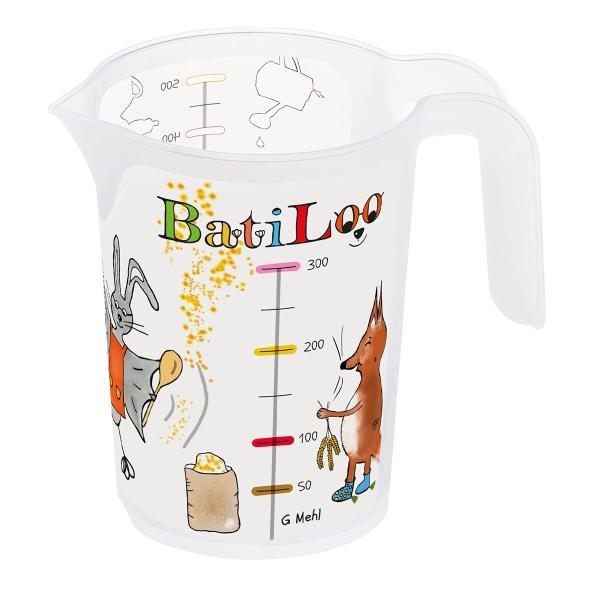 BatiLoo Becher zum Kochen und Backen