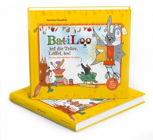 BatiLoo Kinder Kochbuch