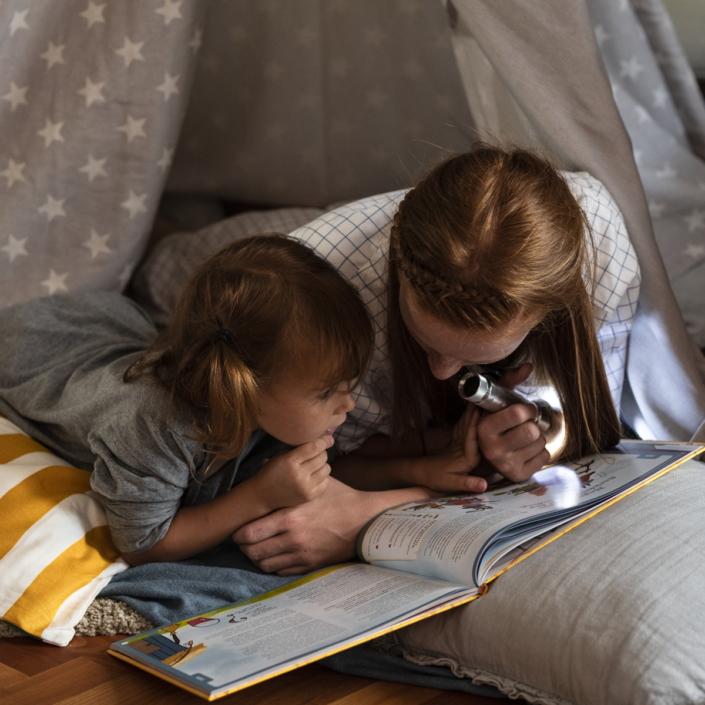 Kinderkochbuch Geschichten