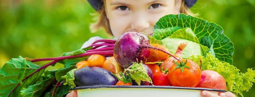 Kind isst kein Gemüse - was tun